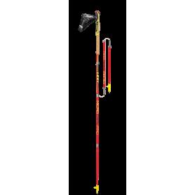 perfeclan Alpenstock Port/átil Bolsa De Bast/ón De Senderismo Senderismo Trekking Escalada Palo Bolsa De Transporte con Correa para El Hombro para El Alpinismo De