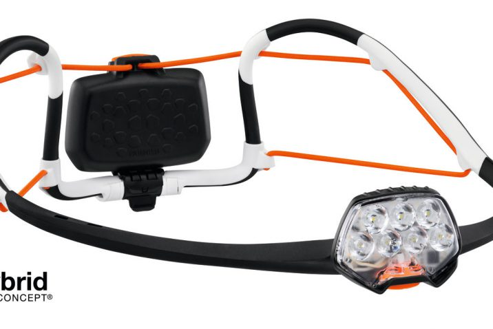 La nuova lampada frontale Petzl IKO CORE