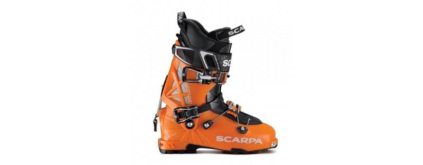 scarponi scialpinismo, skialp
